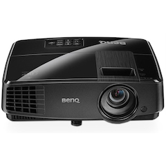 imagine videproiector benq